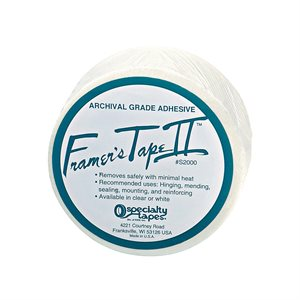 Framer's Tape II 25mm x 55m - White