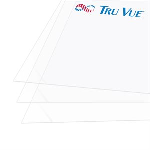 "Tru Vue Conservation Reflection Control Acrylic 48"" x 96"""